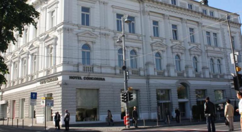 Hotel Concordia Targu Mures