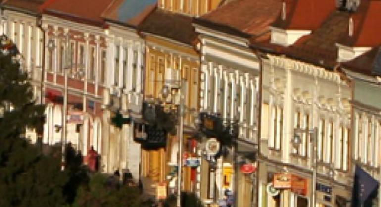 Panzio History Targu Mures