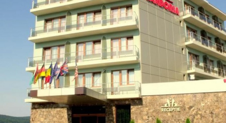 Hotel Sandoria Targu Mures